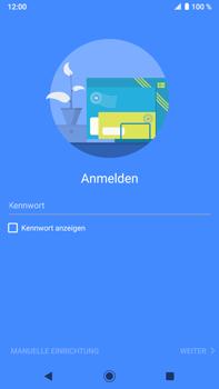 Sony Xperia XZ2 Premium - Android Pie - E-Mail - Konto einrichten - Schritt 8