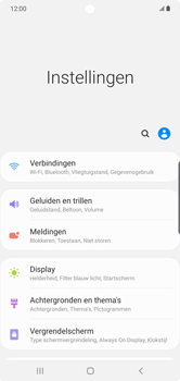 Samsung Galaxy Note 10 Plus - bluetooth - aanzetten - stap 4