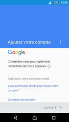 Sony Xperia Z5 - Applications - Configuration de votre store d