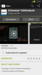 Samsung Galaxy S III - Apps - Installieren von Apps - Schritt 10