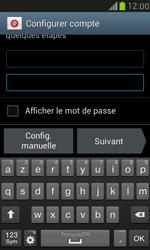 Samsung Galaxy S III Mini - E-mail - 032b. Email wizard - Yahoo - Étape 6