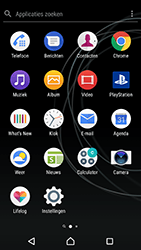 Sony Xperia XZ Premium - MMS - hoe te versturen - Stap 2