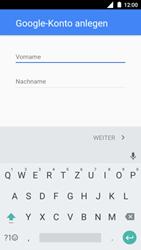 Nokia 3 - Apps - Einrichten des App Stores - Schritt 5