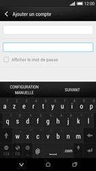 HTC Desire 610 - E-mails - Ajouter ou modifier un compte e-mail - Étape 7