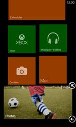 Nokia Lumia 820 / Lumia 920 - Prise en main - Personnalisation de votre écran d