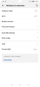 Huawei P30 Pro - Network - Manual network selection - Step 4