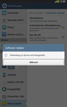 Samsung Galaxy Tab 3 8-0 LTE - Software - Installieren von Software-Updates - Schritt 9