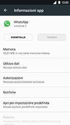 Nokia 3 - Applicazioni - Come disinstallare un