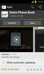 Samsung Galaxy S II - Applications - Installing applications - Step 10
