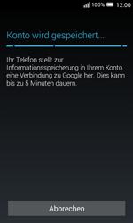 Alcatel OT-5050X Pop S3 - Apps - Konto anlegen und einrichten - Schritt 20