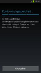 Samsung Galaxy S III LTE - Apps - Einrichten des App Stores - Schritt 21