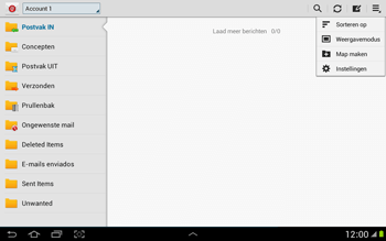 Samsung P7500 Galaxy Tab 10-1 - E-mail - Instellingen KPNMail controleren - Stap 6