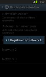 Samsung S7390 Galaxy Trend Lite - Buitenland - Bellen, sms en internet - Stap 10