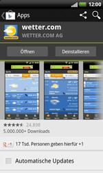 HTC Sensation XL - Apps - Herunterladen - 15 / 22