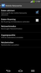 LG D955 G Flex - Netzwerk - Manuelle Netzwerkwahl - Schritt 6