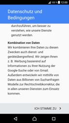 Sony Xperia XZ - Android Nougat - Apps - Konto anlegen und einrichten - Schritt 18