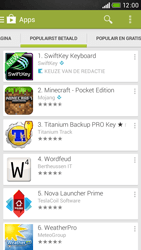 HTC Desire 601 - apps - app store gebruiken - stap 7