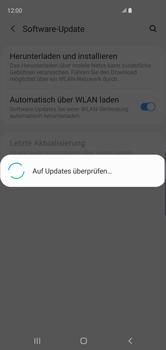 Samsung Galaxy S10 - Software - Installieren von Software-Updates - Schritt 7