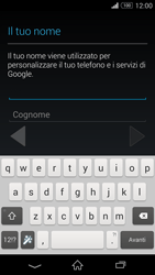 Sony Xperia Z3 Compact - Applicazioni - Configurazione del negozio applicazioni - Fase 6