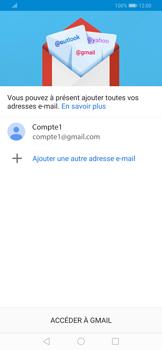 Huawei P Smart Z - E-mails - Ajouter ou modifier votre compte Gmail - Étape 12
