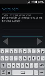 Samsung G357 Galaxy Ace 4 - Applications - Créer un compte - Étape 7