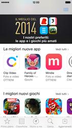 Apple iPhone 5c - Applicazioni - Come verificare la disponibilità di aggiornamenti per l