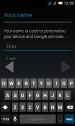 Alcatel One Touch Pop C3 - Applications - Setting up the application store - Step 5