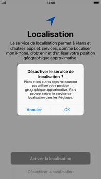 Apple iPhone 8 Plus - Premiers pas - Créer un compte - Étape 36