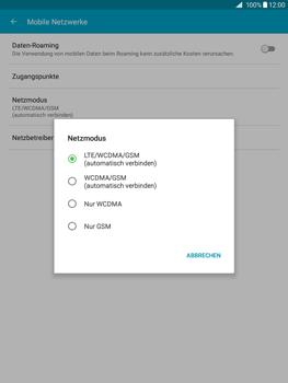Samsung T555 Galaxy Tab A 9.7 - Netzwerk - Netzwerkeinstellungen ändern - Schritt 6