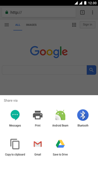 OnePlus 3 - Android Oreo - Internet - Internet browsing - Step 21