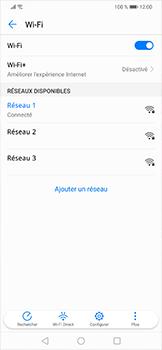Huawei Mate 20 lite - Internet et connexion - Accéder au réseau Wi-Fi - Étape 8