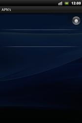 Sony Ericsson Xperia Mini Pro - Internet - handmatig instellen - Stap 7