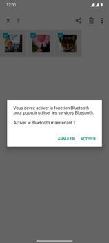 OnePlus 7T - Photos, vidéos, musique - Envoyer une photo via Bluetooth - Étape 12