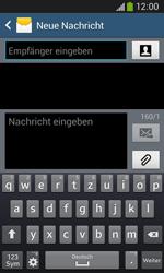 Samsung Galaxy Core Plus - MMS - Erstellen und senden - 0 / 0