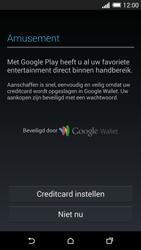 HTC One M8 - apps - account instellen - stap 19