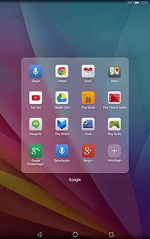 Huawei MediaPad T1 (10.0) LTE - E-Mail - Konto einrichten (gmail) - Schritt 3