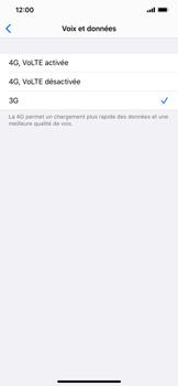 Apple iPhone 11 Pro Max - Réseau - Comment activer une connexion au réseau 4G - Étape 6