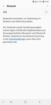 Samsung Galaxy A8 Plus (2018) - Bluetooth - Geräte koppeln - Schritt 8