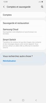Samsung Galaxy A42 5G - Aller plus loin - Gérer vos données depuis le portable - Étape 8