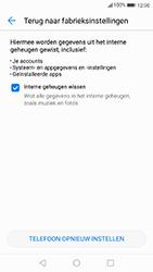 Huawei P10 - Android Oreo - Toestel - Fabrieksinstellingen terugzetten - Stap 7
