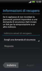 HTC One SV - Applicazioni - Configurazione del negozio applicazioni - Fase 8