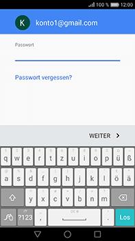 Huawei P9 Plus - E-Mail - Konto einrichten (gmail) - 2 / 2