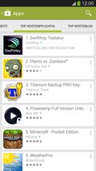 Samsung I9295 Galaxy S4 Active - Apps - Herunterladen - Schritt 7
