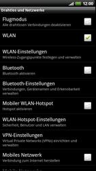 HTC Z710e Sensation - WLAN - Manuelle Konfiguration - Schritt 5