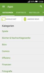 Alcatel Pop S3 - Apps - Herunterladen - 0 / 0