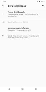 Sony Xperia XZ3 - Bluetooth - Geräte koppeln - Schritt 7