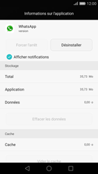 Huawei Ascend P8 - Applications - Comment désinstaller une application - Étape 5
