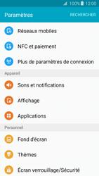 Samsung Samsung Galaxy J3 2016 - MMS - Configuration manuelle - Étape 4