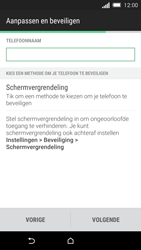 HTC One M8s - Toestel - Toestel activeren - Stap 27