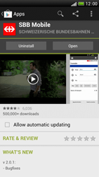 HTC One S - Applications - Installing applications - Step 25
